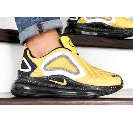 Мужские кроссовки Nike Air Max 720 желтые