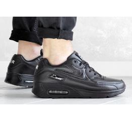 Купить Чоловічі кросівки Nike Air Max 90 чорні