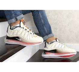 Купить Мужские кроссовки Nike Air MX-720-818 бежевые в Украине