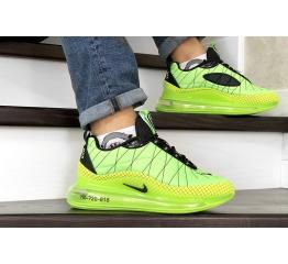 Купить Мужские кроссовки Nike Air MX-720-818 зеленые