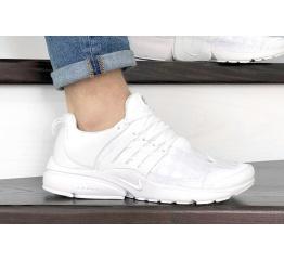 Купить Мужские кроссовки Nike Air Presto TP QS белые