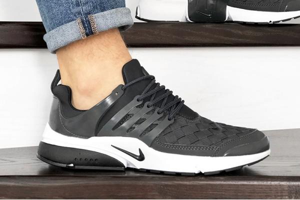 Мужские кроссовки Nike Air Presto TP QS серые