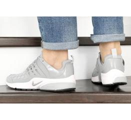 Купить Мужские кроссовки Nike Air Presto TP QS светло-серые в Украине