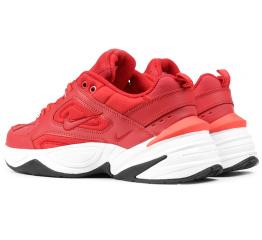 Купить Мужские кроссовки Nike M2K Tekno красные в Украине