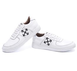 Купить Мужские кроссовки Off White For Nike белые в Украине