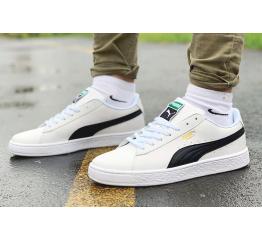 Мужские кроссовки Puma Basket Classic белые