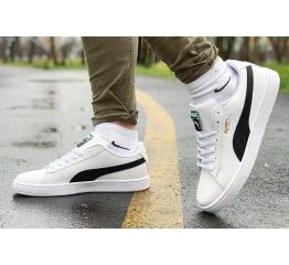 Купить Мужские кроссовки Puma Basket Classic белые