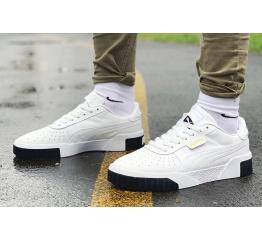 Купить Мужские кроссовки Puma Cali Remix Wn's белые