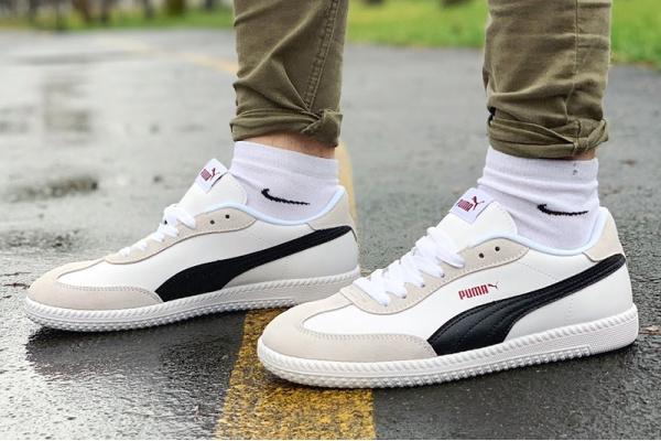 Мужские кроссовки Puma Liga белые