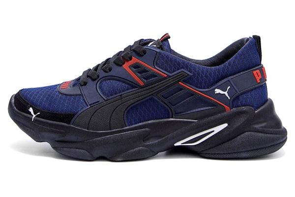 Мужские кроссовки Puma синие