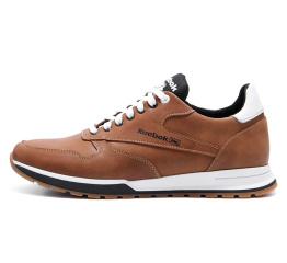 Купить Чоловічі кросівки Reebok коричневі