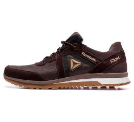 Купить Мужские кроссовки Reebok коричневые