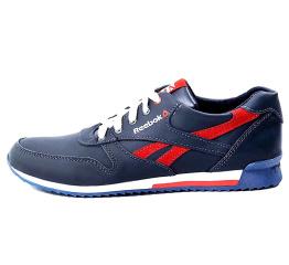 Купить Мужские кроссовки Reebok синие в Украине
