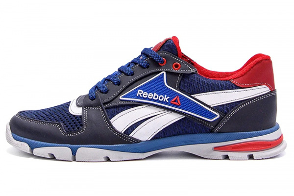 Мужские кроссовки Reebok синие