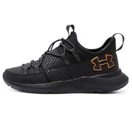 Купить Мужские кроссовки Under Armour черные