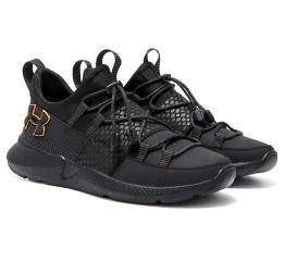 Купить Чоловічі кросівки Under Armour чорні в Украине