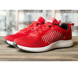 Купить Мужские кроссовки Yike Running красные