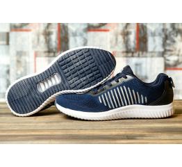 Купить Мужские кроссовки Yike Running темно-синие в Украине