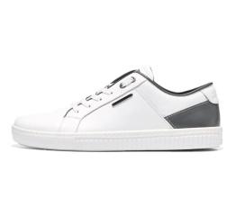 Мужские туфли белые