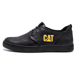 Мужские туфли CAT черные