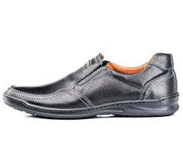 Купить Мужские туфли Comfort Walk черные