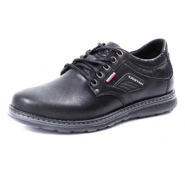 Купить Мужские туфли Kristan черные в Украине