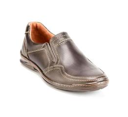 Купить Мужские туфли Comfort Walk коричневые в Украине
