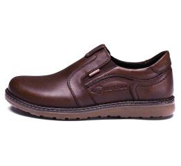 Купить Мужские туфли Kristan коричневые