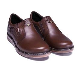 Купить Мужские туфли Kristan коричневые в Украине