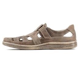 Купить Мужские туфли летние бежевые