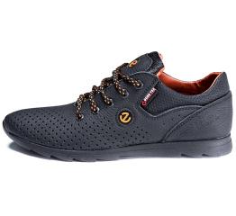 Купить Чоловічі туфлі летние чорні