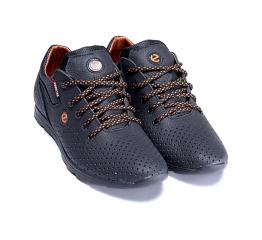 Купить Чоловічі туфлі летние чорні в Украине