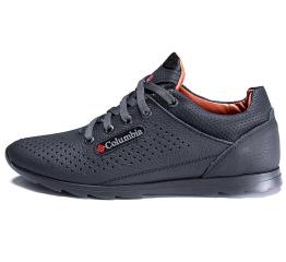 Купить Мужские туфли летние Columbia черные