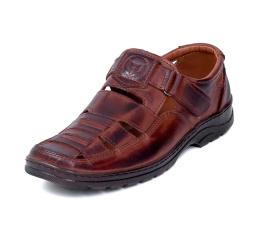 Купить Мужские туфли летние коричневые в Украине