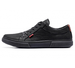 Купить Мужские туфли Levi's черные