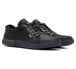 Мужские туфли Levi's черные