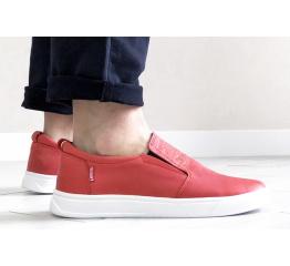 Купить Мужские туфли Levi's красные