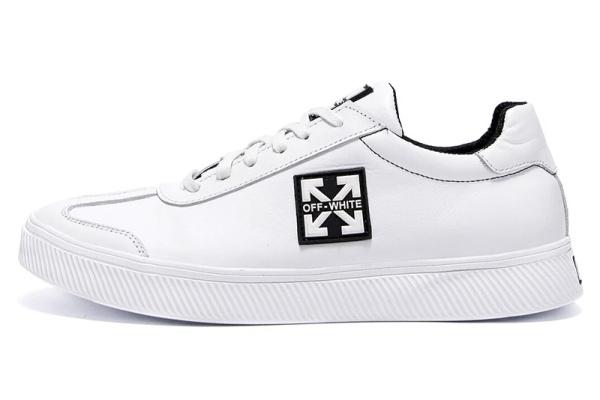 Мужские туфли Off-White No Limits белые