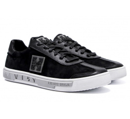 Купить Чоловічі туфлі Off-White No Limits чорні в Украине