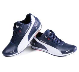 Мужские туфли Puma BMW MotorSport темно-синие