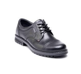 Купить Мужские туфли USA City черные в Украине