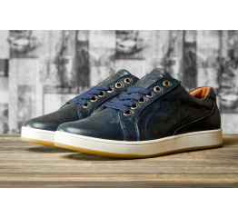 Купить Мужские туфли Wrangler Dulable темно-синие