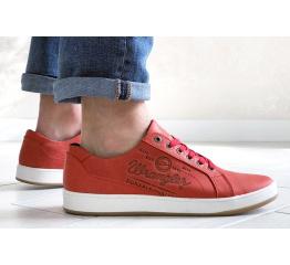 Купить Мужские туфли Wrangler красные