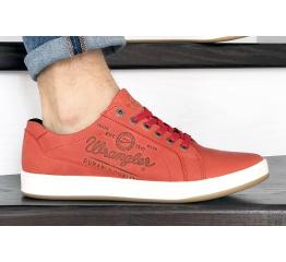 Купить Мужские туфли Wrangler красные в Украине
