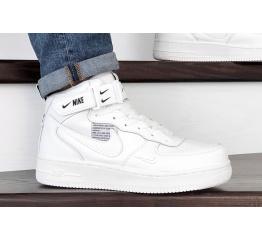 Купить Мужские высокие кроссовки Nike Air Force 1 '07 Mid Lv8 Utility белые