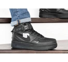 Купить Мужские высокие кроссовки Nike Air Force 1 '07 Mid Lv8 Utility черные