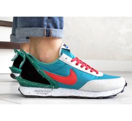 Купить Мужские кроссовки Nike Daybreak x Undercover Jun Takahashi бирюзовые с зеленым