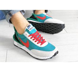 Купить Мужские кроссовки Nike Daybreak x Undercover Jun Takahashi бирюзовые с зеленым в Украине