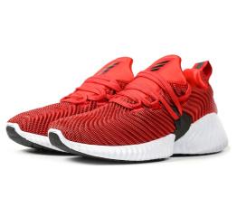 Купить Женские кроссовки Adidas AlphaBOUNCE Instinct красные