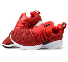 Купить Женские кроссовки Adidas AlphaBOUNCE Instinct красные в Украине